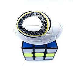 tanie Kostki Rubika-Kostka Rubika WMS Scramble Cube / Foppy Cube 2*2*2 / 3*3*3 Gładka Prędkość Cube Kostki Rubika Puzzle Cube Stres i niepokój Relief / Rodzajowy Prezent
