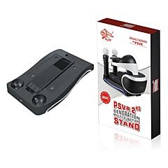 baratos Acessórios para PS4-Sem Fio Carregador / Colarinho Chinês Para Sony PS3 ,  Portátil / Novo Design / Legal Carregador / Colarinho Chinês PC 1 pcs unidade