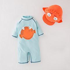 billige Badetøj til drenge-Børn Drenge Trykt mønster Badetøj