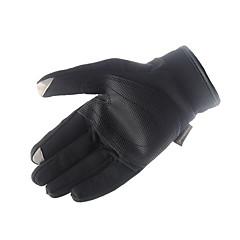 baratos Luvas de Motociclista-Madbike Dedo Total Unisexo Motos luvas Mistura de Material Prova-de-Água / Manter Quente / Anti-desgaste