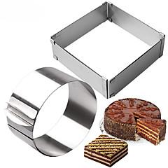 billige Bakeredskap-Bakeware verktøy Rustfritt Stål Ny ankomst / GDS Dagligdags Brug / Originale kjøkkenredskap Dessertverktøy 2pcs