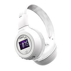 billiga Headsets och hörlurar-ZEALOT B570 Headband Bluetooth 4.0 Hörlurar Hörlurar ABS + PC Mobiltelefon Hörlur mikrofon / Med volymkontroll headset