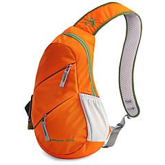 preiswerte Camping, Wandern & Trekking-15 L Tragetasche - Leicht, Regendicht, Atmungsaktivität Außen Reise Nylon Fuchsia, Blau, Grau