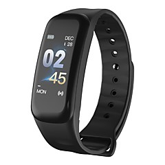cheap Smartwatches-JSBP YY-C1S/C1PLUS Smart Bracelet Smartwatch Android iOS Bluetooth Sports Waterproof Heart Rate Monitor Blood Pressure Measurement Touch Screen Stopwatch Pedometer Call Reminder Activity Tracker