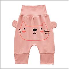 billige Babyunderdele-Baby Pige Basale Trykt mønster Bukser