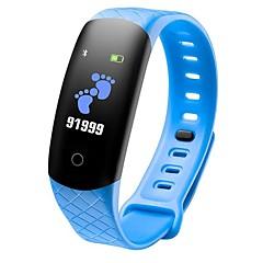 tanie Inteligentne zegarki-Inteligentne Bransoletka CB608 PRO na Android iOS Bluetooth Wodoodporny Pulsometry Pomiar ciśnienia krwi Ekran dotykowy Długi czas czuwania Krokomierz Powiadamianie o połączeniu telefonicznym / 64 MB