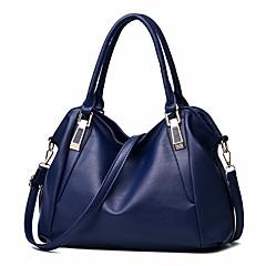 cheap Bags-Women  039 s Bags PU(Polyurethane) Tote Zipper Dark 0fc5e827115ba
