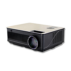tanie Projektory-Factory OEM M5 LCD Projetor biznesowy / Projektor do kina domowego LED Projektor 8000 lm Android6.0 Wsparcie 1080p (1920x1080) 60-150 in Ekran / WXGA (1280x800) / ±15°
