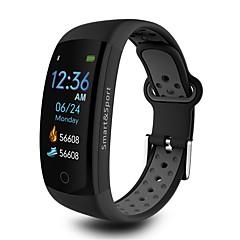 tanie Inteligentne zegarki-Inteligentne Bransoletka JSBP-Q6S na Android iOS Bluetooth Sport Wodoodporny Pulsometry Pomiar ciśnienia krwi Ekran dotykowy Czasomierze Krokomierz Powiadamianie o połączeniu telefonicznym
