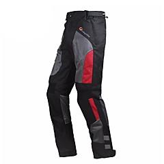 tanie Wyposażenie ochronne-jeździeckie męskie spodnie motocyklowe motorcross ochrona antypoślizgowa poręczna wiosna lato z ochraniaczami na kolana