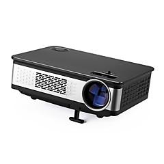 tanie Projektory-Factory OEM Z720 LCD Projektor do kina domowego / Mały projektor LED Projektor 8000 lm Wsparcie 1080p (1920x1080) 32-170 in Ekran / WXGA (1280x800) / ±12°