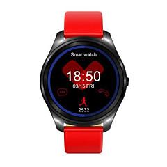 tanie Inteligentne zegarki-Inteligentny zegarek Z4 na Android iOS Bluetooth 2G Pulsometry Pomiar ciśnienia krwi Ekran dotykowy Spalonych kalorii Długi czas czuwania Krokomierz Powiadamianie o połączeniu telefonicznym