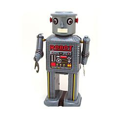 billige Originale moroleker-Trekk-opp-leker Vandring / Kul / Håndlavet Robot 1 pcs Deler Alle Teenager / Voksne Gave