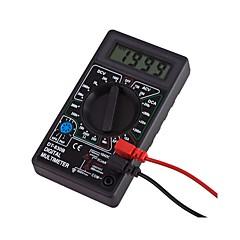 tanie Testery i detektory-Multimetr cyfrowy dt830b mierzy napięcie dc / ac, multimetr ręczny prądu stałego