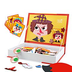 tanie Klocki magnetyczne-Płytki magnetyczne 1 pcs Nowoczesne Znakomity Interakcja rodziców i dzieci Wszystko Zabawki Prezent