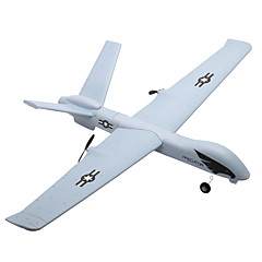 cheap RC Airplanes-RC Airplane Z51 2ch 2.4G KM/H Unassembled Kit Brush Electric
