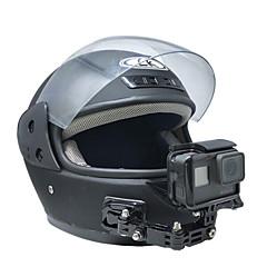 baratos Câmeras Esportivas & Acessórios GoPro-Suportes Anti-Vibração / Screw-on Para Câmara de Acção Gopro 6 / Gopro 5 / Gopro 4 Black Ciclismo de Estrada / Mota / Trilha Aço Inoxidável + Plástico ABS - 1 pcs