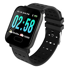 cheap -Indear M20/A6 Smart Bracelet Smartwatch Android iOS Bluetooth Sports Waterproof Heart Rate Monitor Blood Pressure Measurement Touch Screen Pedometer Call Reminder Activity Tracker Sleep Tracker