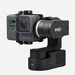 tanie Akcesoria do GoPro-Gimbal Wyposażony w technologię żyroskopu dla zwiększenia stabilności. Dla Kamera akcji Gopro 5 Surfing / Kemping / turystyka / eksploracja jaskiń / Windsurfing PP + ABS - 1 pcs