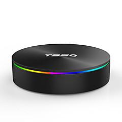 billige TV-bokser-PULIERDE T95Q Tv Boks Android 8.1 Tv Boks Amlogic S905X2 4GB RAM 32GB ROM Kvadro-Kjerne Nytt Design