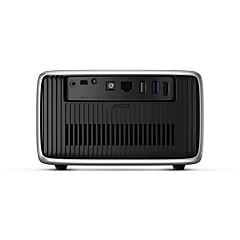 baratos Projetores-JmGO W730 DLP Projetor para Home Theater LED Projetor 1375 lm Apoio, suporte 1080P (1920x1080) 40-300 polegada Tela