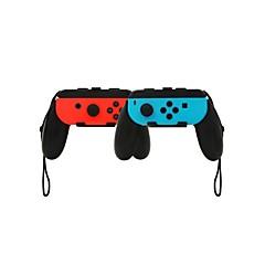 billiga Nintendo DS-tillbehör-IPLAY HB-S004-1 Trådlös Controller Grip Till Nintendo DS ,  Bärbar / Kreativ / Ny Design Controller Grip ABS 2 pcs enhet