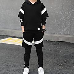 billige Tøjsæt til drenge-Børn Drenge Prikker Langærmet Tøjsæt