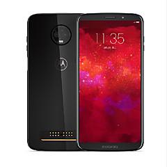 "billiga Mobiltelefoner-MOTO Z3 XT1929-15 6.01 tum "" 4G smarttelefon (6SE + 128GB 12 + 12 mp Qualcomm Snapdragon 835 3000 mAh mAh)"