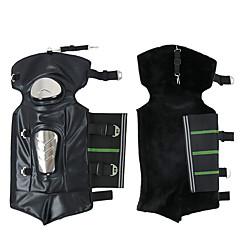 tanie Wyposażenie ochronne-Motocykl ochronny na Nakolannik Męskie Poliuretan Wiązanie z tyłu / Ochrona przed wiatrem / Ochrona