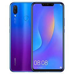 "abordables -Huawei nova 3i 6.3 pulgada "" Smartphone 4G ( 4GB + 128GB 2 mp / 16 mp Hisilicon Kirin 710 3340 mAh mAh )"