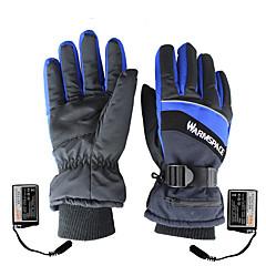 baratos Luvas de Motociclista-Dedo Total Unisexo Motos luvas Pele Manter Quente / Anti-desgaste / Antiderrapante