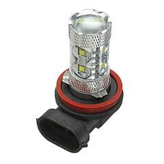 billige Baklys til bil-1 Deler H8 Bil Elpærer 6 W 800 lm 12 LED Tåkelys / Lisensplatelampe / Baklys Til Universell General motors Alle år