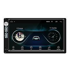 billiga DVD-spelare till bilen-SWM A5 7 tum 2 Din Android 8.1 Bil multimedia spelare / Bil MP5 Player / Bil MP4 Player Pekskärm / Micro USB / MP3 för MicroUSB / Övrigt Stöd MPEG / MPG / WMV Mp3 / WMA / WAV JPEG / bmp / RAW