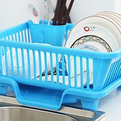 billiga Köksförvaring-Kök Organisation Förvarngslådor Plast Förvaring 1st
