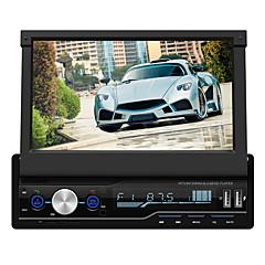 billiga DVD-spelare till bilen-SWM T100 7 tum 2 Din andra OS Bil MP3-spelare Pekskärm / MP3 / Inbyggd Bluetooth för Universell RCA / Bluetooth / Övrigt Stöd MPEG / MPG / WMV Mp3 / WMA / WAV JPEG / png / RAW