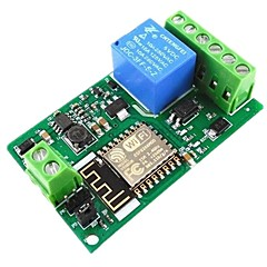 voordelige -esp8266 wifi relaismodule controle netwerkrelaismodule
