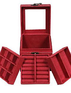 preiswerte Schmuck Ausverkauf-schlanke schmuckschatulle ovaljewelry quasten / crossover / böhmen eleganten stil