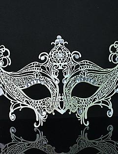 billige Masker-Cosplay Maske Unisex Halloween Karneval Nytt År Festival/høytid Halloween-kostymer Ensfarget
