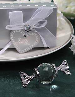 Brud Brudepige Blomsterpige Babyer og Børn Krystal Krystal Varer Bryllup Fødselsdag Nyfødt