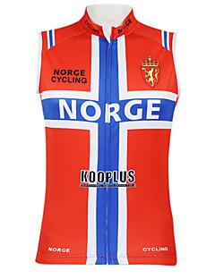 cheap Cycling Vest-Kooplus Men's Women's Sleeveless Cycling Vest Bike Vest/Gilet Jersey, Quick Dry, Breathable, Summer