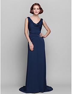 plášť / sloupek kloboučkový klobouk klobouk / kartáč vlak dres matka nevěsty šaty s flitry podle aimite