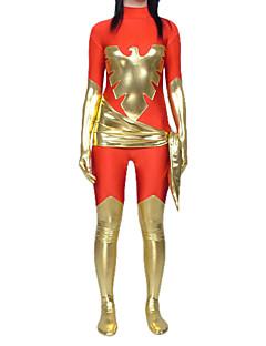 cheap Zentai Suits-Zentai Suits Ninja Zentai Cosplay Costumes Print Leotard / Onesie Zentai Spandex Lycra Men's Women's Halloween Carnival