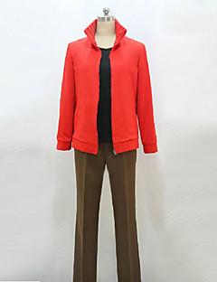 inspirert av kagerou prosjekt kisaragi Shintaro cosplay kostymer