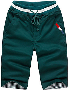 Sameul Menn Casual Shorts