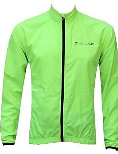 Realtoo Jaqueta para Ciclismo Homens Mulheres Unisexo Moto Jaqueta Blusas Roupa de Ciclismo Prova-de-Água Térmico/Quente Secagem Rápida