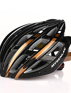 Mysenlan Bicicletă Cască CE Certificare Ciclism 24 Găuri de Ventilaţie Bărbați Plasă Ciclism montan Ciclism stradal Ciclism Sporturi de