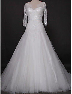 Cathedral Train, Wedding Dresses, Search LightInTheBox