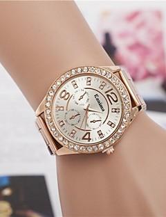 Women's Fashion Rhinestones Imitation Diamond Strap Watch Steel Belt Quartz Wrist Watch(Assorted Colors) Cool Watches Unique Watches