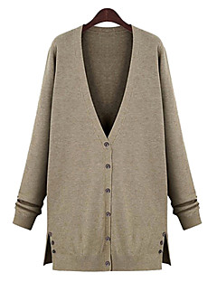 gediao női európai stílus a méret kötött pulóver