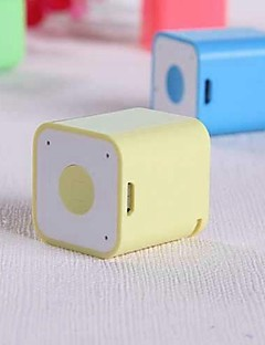 billige Bluetooth høytalere-Mini Bærbar Bluetooth 2.1 Trådløse Bluetooth-høyttalere Hvit Gul Rød Grønn Rosa